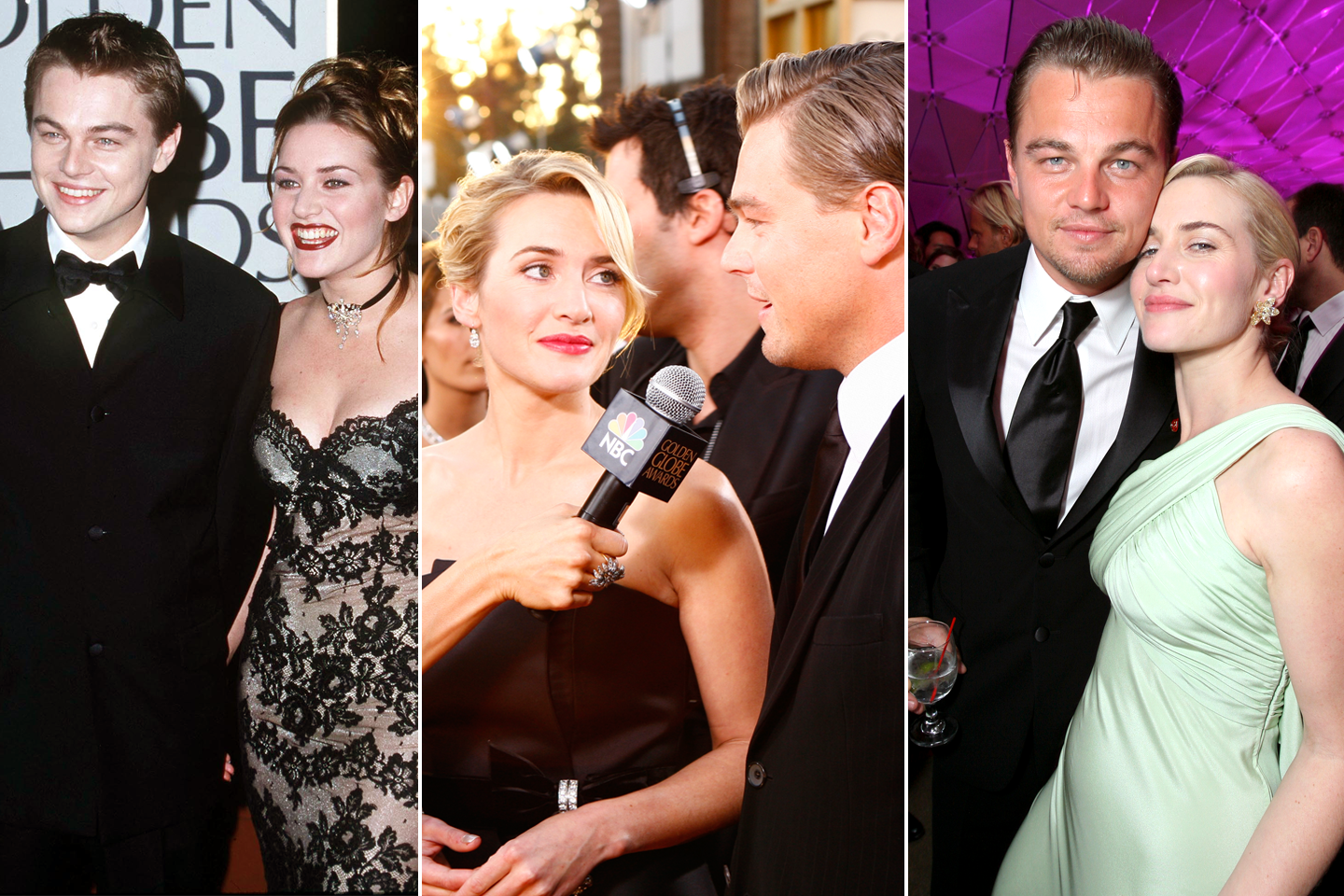 did leonardo dicaprio dating kate winslet The complete dating history of leonardo dicaprio chronicling all of his alleged girlfriends and hookups over the years kate winslet, linnea dietrichson.