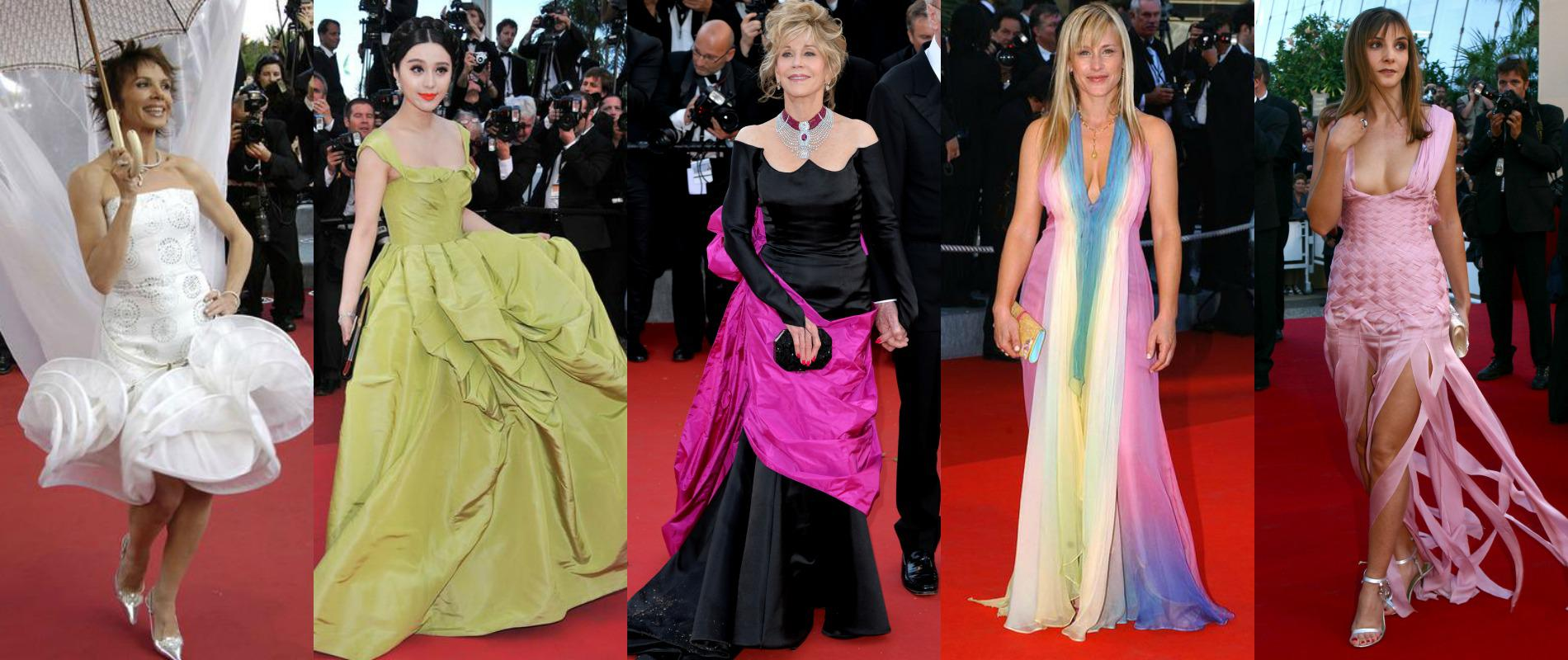 Les Pires Looks De Stars Sur Le Tapis Rouge De Cannes Voyage Actus