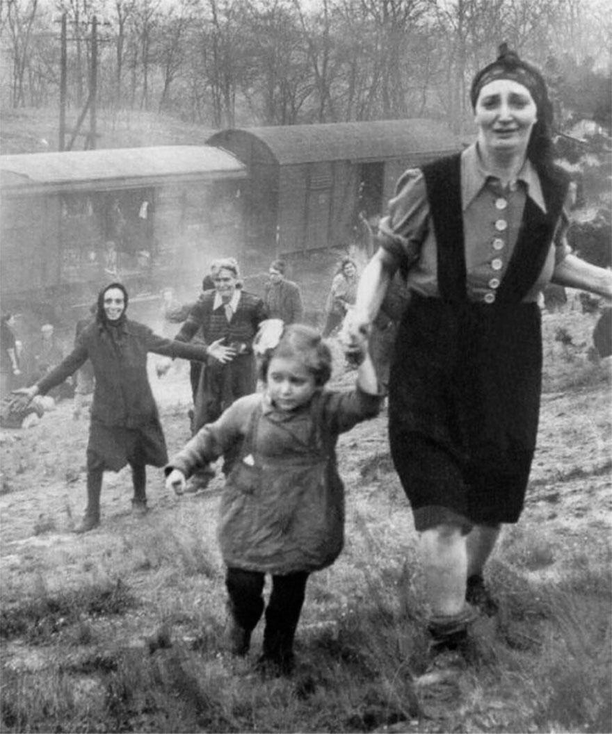 photos historiques juifs