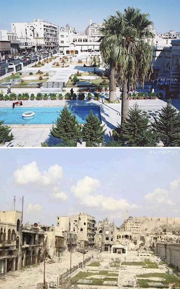 syrie alep