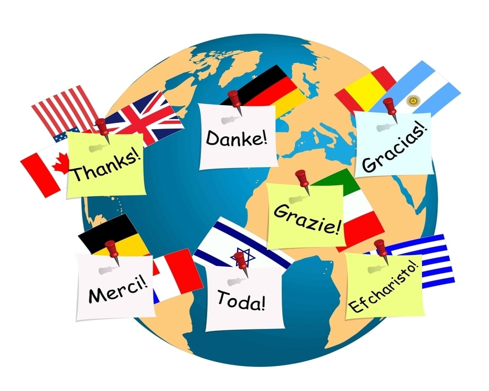 divers langues