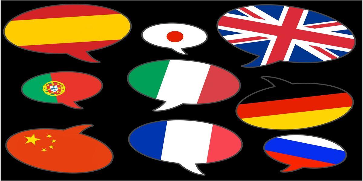 les langues dans le monde